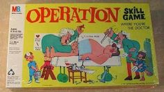 Milton Bradley Vintage Operation Board Game New Factory Sealed Family Night Nate Berkus, Operation Board Game, Vintage Board Games, Milton Bradley, Traditional Games, Family Night, Classic Toys, Childhood Memories, Childhood Games