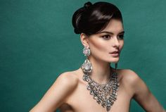 Sedinta foto Beauty in studio Constanta Fashion Books Photography  Jewelry: Alya Model: Adelina / Max1 Models Agency Hair: Discret Studio by Catalin Dabija MUA: Hulya Mutalip