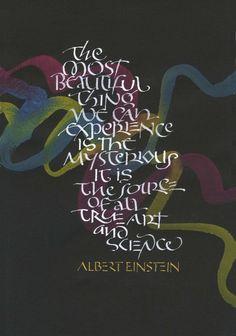 Timothy Botts - Albert Einstein quote