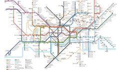 New TfL map to help people with conditions including claustrophobia and anxiety