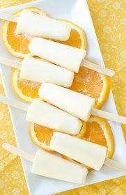 Oven Love: Orange Creamsicles