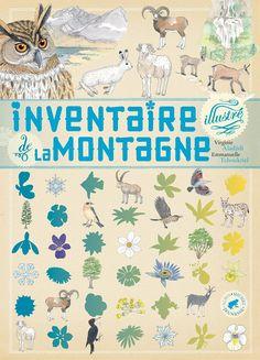 Amazon.fr - Inventaire Illustre de la Montagne - Aladjidi-V+Tchoukrie - Livres