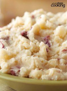 Creamy Mashed Potatoes #recipe