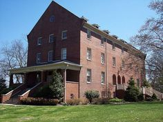 Tusculum College in east Tennessee