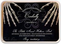 Cutest Halloween Invites