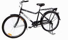 The Bike - World Bicycle Relief - USA