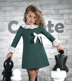 48 Teenager Outfits To Inspire Every Woman Toddler Dress, Baby Dress, Little Girl Fashion, Kids Fashion, Little Girl Dresses, Girls Dresses, Girl Dress Patterns, Baby Kids Clothes, Cute Dresses