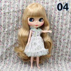 Aliexpress.com: Comprar Desnudo Blyth muñeca Adecuado Para vestir por sí mismo Cambio DIY Juguete Para Niñas Fábrica Blyth de muñeca de vehículos fiable proveedores en The show!