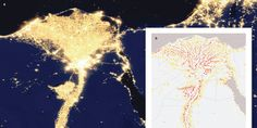 Science Graphic of the Week: Nighttime Satellite Maps Show Increasing Flood Risks