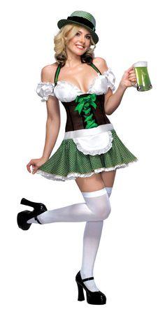 St Patricks Day Lucky Charm Fun outfit #StPatricksDay Dress normally $43.99 Sale $35.99