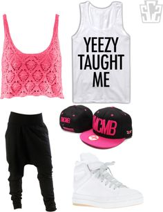 """Hip Hop Style"" by gayle-juntilla on Polyvore"