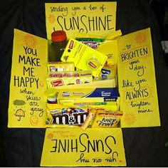 37 best ideas gifts for best friends birthday care packages box of sunshine – Gift Cute Birthday Gift, Birthday Gifts For Best Friend, Birthday Box, Best Friend Gifts, Birthday Presents, Birthday Gift For Mom, Cute Gifts For Friends, Birthday Gift Baskets, Birthday Care Packages