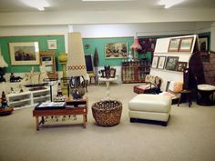 Our new shop, Retriques in Corbridge, Northumberland