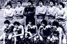 EQUIPOS DE FÚTBOL: ATHLETIC CLUB DE BILBAO 1980-81