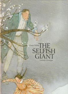 "Lisbeth Zwerger's Rare and Soulful 1984 Illustrations for Oscar Wilde's ""The Selfish Giant"""
