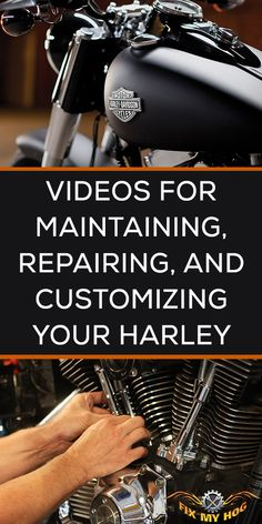 Sign up for the Fix My Hog weekly newsletter and get FREE Harley how-to videos delivered right to your inbox every week.