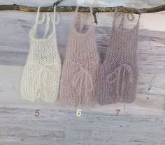 NEW! Newborn romper, Romper, Knit romper, Newborn knit, Newborn sizes, Choose your color,Photography prop
