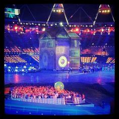 adobson912's photo  of Olympic Stadium on Instagram