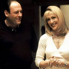 Tony and Carmela Soprano