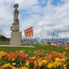 La Brise par Henri König 1941 # . The Breeze by Henri König 1941   Merci @michelinedrevillon Statue Of Liberty, Travel, Statue Of Liberty Facts, Viajes, Statue Of Libery, Destinations, Traveling, Trips