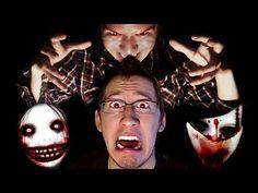 Markiplier▶ Random Horror Reaction Compilation #8 - YouTube