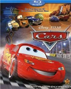 Amazon.com: Cars [Blu-ray]: Mario Andretti, Jack Angel, Paul Newman, Michael Patrick Bell, Rodger Bumpass, George Carlin, Bob Costas, Jennif...