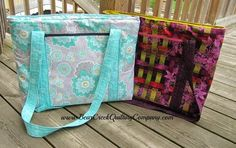 Laptop Bag – Free Sewing Tutorial from Our Busy Little Bunch