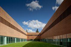 Hospital in Guarda | Aripa Architects | Image © José Campos