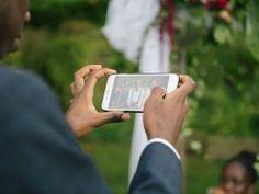 Deux applications pour récupérer et partager vos photos de mariage • Hellocoton.fr