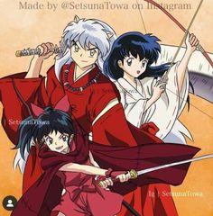 Inuyasha Funny, Inuyasha Fan Art, Inuyasha And Sesshomaru, Amazing Pics, Amazing Art, Arte Sailor Moon, Kirara, Shugo Chara, Vampire Knight