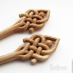 Wooden Earrings, Wooden Jewelry, Handmade Wooden, Wood Carving, Hair Pins, Woodworking Projects, Artisan, Brooch, Chain