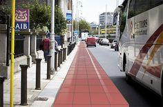 Copenhagenize Flow | instant bicycle lane kit