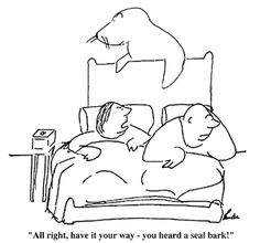 Thurber's Cartoons | Jim's World and Welcome To It