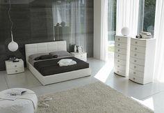 #Jazz: white bedroom