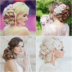 21 Updo Wedding Hairsyles With Glamour | Decor Advisor