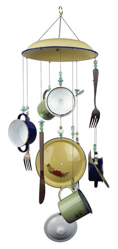 Sunset Vista Designs Pots and Pans Wind Chime | Bass Pro Shops
