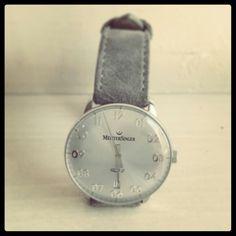 My best watch ! This Meister Singer