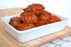Polpette al sugo, scopri la ricetta: http://www.misya.info/2014/01/12/polpette-al-sugo.htm