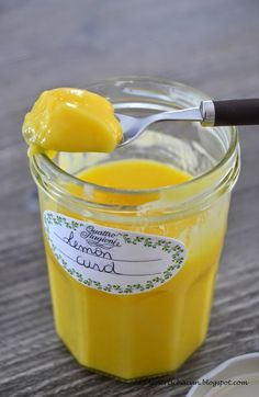 13 desserts, chacun: Lemon curd au Thermomix