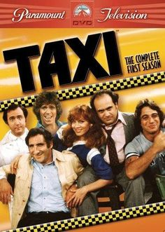 "Taxi (TV Series) ~ ""The staff of a New York City taxicab company go about their job while they dream of greater things."""