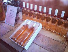 Rosé de Léoube dans notre boutique au Château