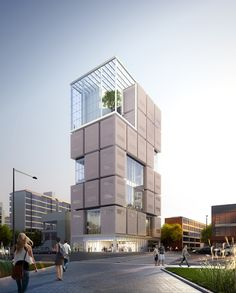 CLIO HQ - N.E.E.D. Architecture