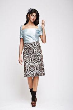 Gelfer Design A/W 2008 Handmade Art, Sequin Skirt, Sequins, Colours, Skirts, Pattern, Vintage, Design, Fashion