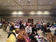#IShineWgen The ladies Custer Road United Methodist Church #GreatLadies ❤️❤️✝@CeliaWhitler