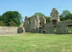 Grace Dieu Priory ruins