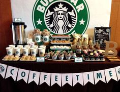 "Starbucks / Starbucks Cafe Dessert Bar ""Starbucks Cafe Dessert Bar"" 