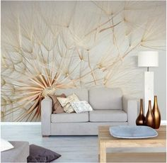 9 Excellent Examples How To Fit Wallpapers Into Modern Style Homes | My Home Design