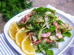 Oppskrifter med Fisk & sjømat – Et kjøkken i Istanbul