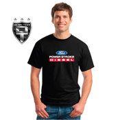 DieselTees- Ford Power Stroke Diesel T-Shirt | Available at www.DieselTees.com #dieseltees #ford #powerstroke