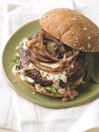 Mushroom Melts - Healthy Recipe Finder | Prevention
